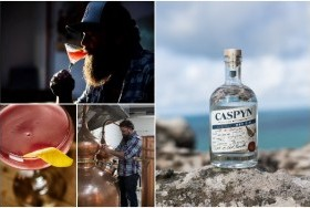 Caspyn Cornish Gin - Distilled in Longrock